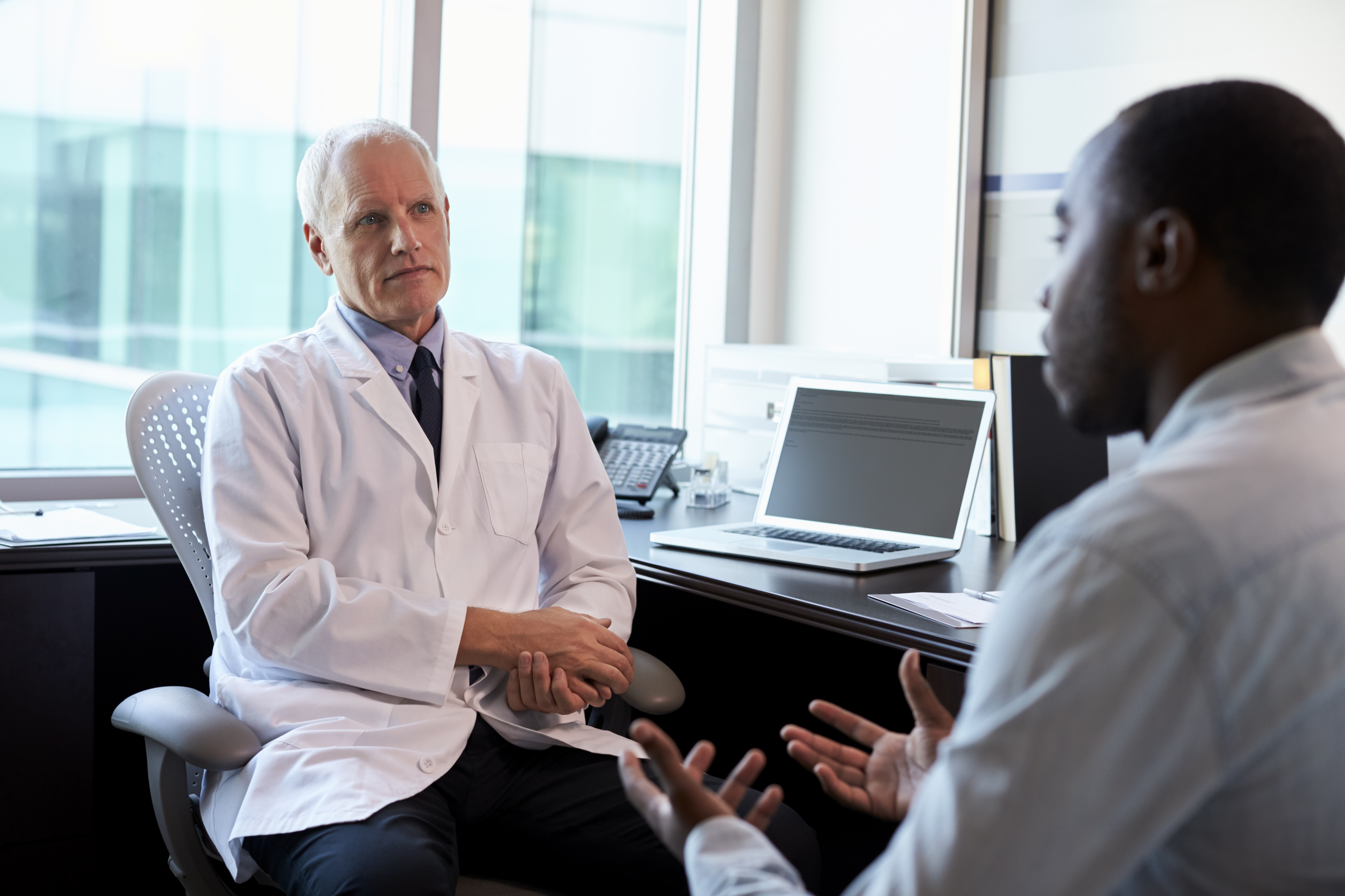 Male HRT Doctor Consultation for Treatment